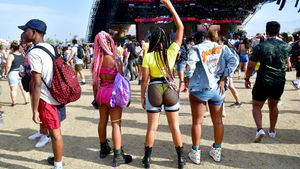 Fieses Festival-Souvenir: Coachella-Herpes macht die Runde