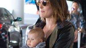 Endlich 1. Bilder! Cobie Smulders zeigt ihr süßes Baby