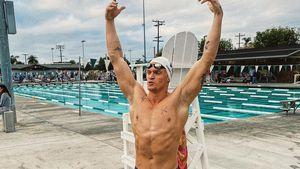 Wegen 1a-Schwimmleistung: Ist Cody Simpson bald Olympionike?
