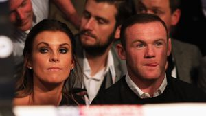 Versöhnung bestätigt: Coleen & Wayne Rooney bleiben Ehe-Paar