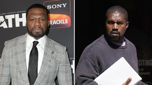 """""""So ein Mist"""": 50 Cent disst Kanye West für seine Klamotten!"""
