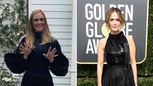 Nach Kilo-Verlust: Adele sieht jetzt aus wie Sarah Paulson!