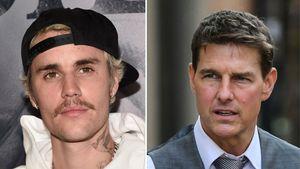 """Justin Bieber provoziert: """"Tom Cruise mach ich fertig!"""""""