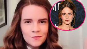 Unglaublich: Diese TikTokerin sieht aus wie Emma Watson!