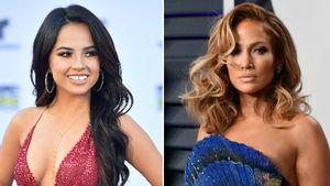 Große Ziele: Wird Becky G etwa Jennifer Lopez' Nachfolgerin?