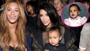 Wieder Freunde? Beyoncé gratuliert Kim K. mit süßem Babyfoto