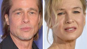 Hollywood-Beef? Brad Pitt ignoriert Renée Zellweger eiskalt