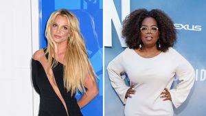 Jetzt doch? Britney Spears im Gespräch für Oprah-Interview