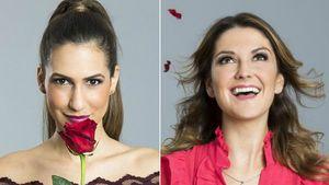 """Clea-Lacy und Viola Kraus, Kandidatinnen bei """"Der Bachelor"""""""
