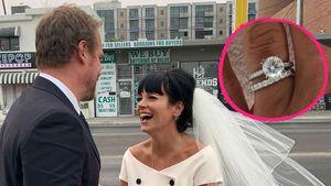 Nach Elvis-Hochzeit: Lily Allen zeigt ihren Mega-Klunker!
