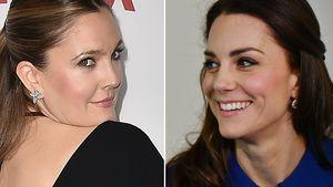 Drew Barrymore und Herzogin Kate