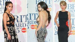 Brit Awards: Charli XCX' hängender Busen-Blitzer!