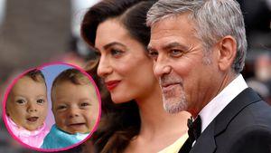 George & Amal Clooney und eine Vorhersage für ihren Nachwuchs