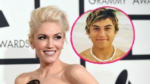 Selten: Gwen Stefani teilt Foto ihres Sohnes Kingston (14)