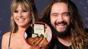 Nackter Tom und Vagina-Kerze: Das war Heidis Valentinstag!