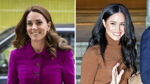 Kate oder Meghan: Welcher Royal hat mehr modischen Einfluss?