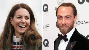 Dieses süße Hobby teilen Herzogin Kate und ihr Bruder James