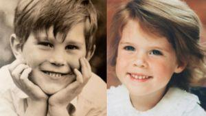 Palast teilt Fotos: So sahen Eugenie und Jack als Kinder aus