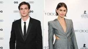 "Nach Zendaya-Flirt: Datet ""Kissing Booth""-Jacob Kaia Gerber?"