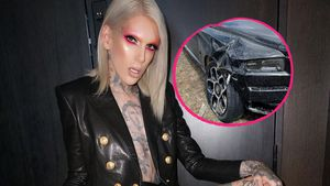 Totalschaden: Jeffree Star meldet sich nach Horror-Crash