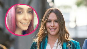 Plötzlich pink! Jennifer Love Hewitt wagt haariges Make-over