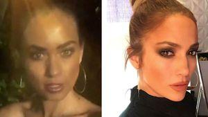 Twin-Alarm: Jessica Paszka sieht aus wie Jennifer Lopez!