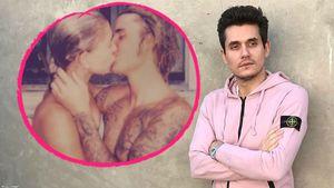 Justins Pool-Knutscherei: Der Fotograf tut John Mayer leid!