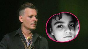 Nach Johnny Depps Schock-Pics: Sein Sohn (16) ist sehr krank