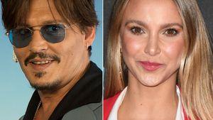 Echt jetzt? Johnny Depp soll Uschi Glas' Stieftochter daten