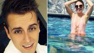 Bibis zweigeteilte Bikini-Show: Da macht Julian große Augen!