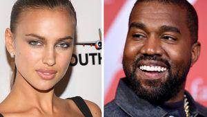 Kanye West und Irina Shayk an seinem Geburtstag unterwegs!