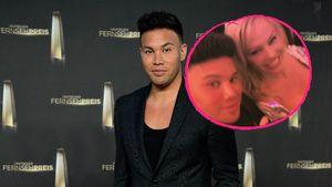 Jugendtraum wird wahr: Kay One trifft Pamela Anderson