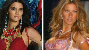 Wow! Kendall Jenner stößt Gisele Bündchen vom Model-Thron