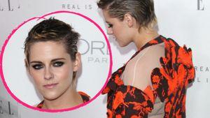 Kuriose Frisur: Kristen Stewarts Look bleibt eigenwillig