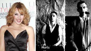 Kylie Minogue vs. Hurts: Wer singt besser?