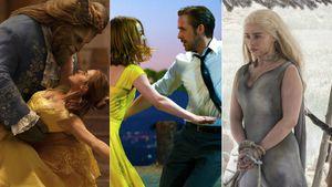 """Die MTV-Award-Nominierten """"La La Land"""", """"Die Schöne und das Biest"""" und """"Game of Thrones"""""""
