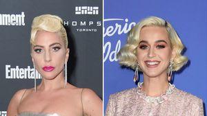 Geklaut? Lady Gagas Song klingt wie der von Katy Perry
