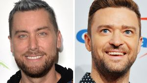 *NSYNC-Lance Bass schwärmt von Justin Timberlakes Baby