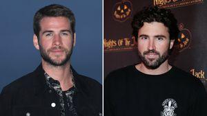 Liebelei ihrer Exen hat Liam Hemsworth und Brody angenähert