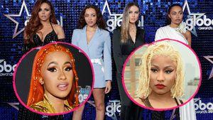 Nicki Minaj sauer? Little Mix wollten Song erst mit Cardi B