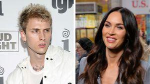 Offiziell: Machine Gun Kelly nennt Megan Fox seine Freundin