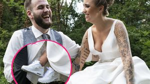 """""""Hochzeit auf ersten Blick""""-Jessica heiratet in Turnschuhen!"""