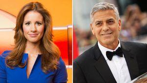 Hollywood-Fauxpas: Mareile Höppner erkannte Clooney nicht