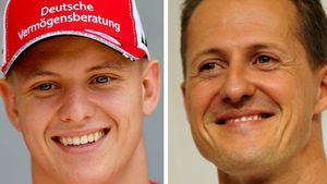 Mick Schumacher: Papa Michael ist sein großes Vorbild!