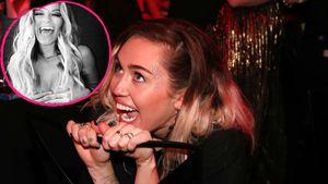 Busen-Offenbarung: Miley Cyrus steht auf Rita Oras Brüste!