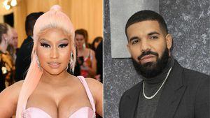 Süß! Nicki Minaj und Drake planen Play-Dates für ihre Kids