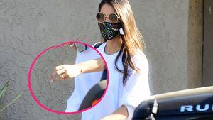 Verdächtiger Ring: Ist Olivia Munn etwa heimlich verlobt?