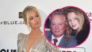 """""""Er war eine Legende"""": Paris Hilton trauert um ihren Opa"""