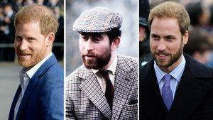 Mit Bart oder ohne? So wandelbar sind die Royal-Männer!