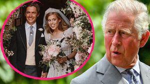 Prinz Charles und Co. gratulieren Beatrice zur Hochzeit!